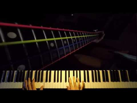 Say It - Illenium Remix - Flume, Tove Lo, Illenium Piano/Bass Cover