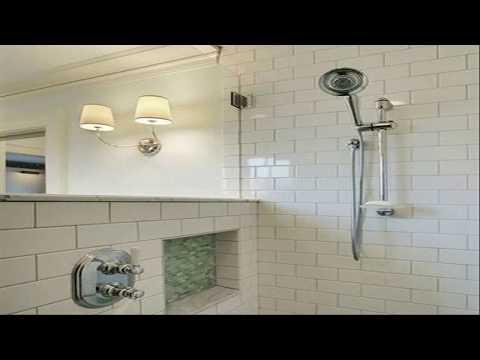 Bathroom Shower Ideas With Subway Tile