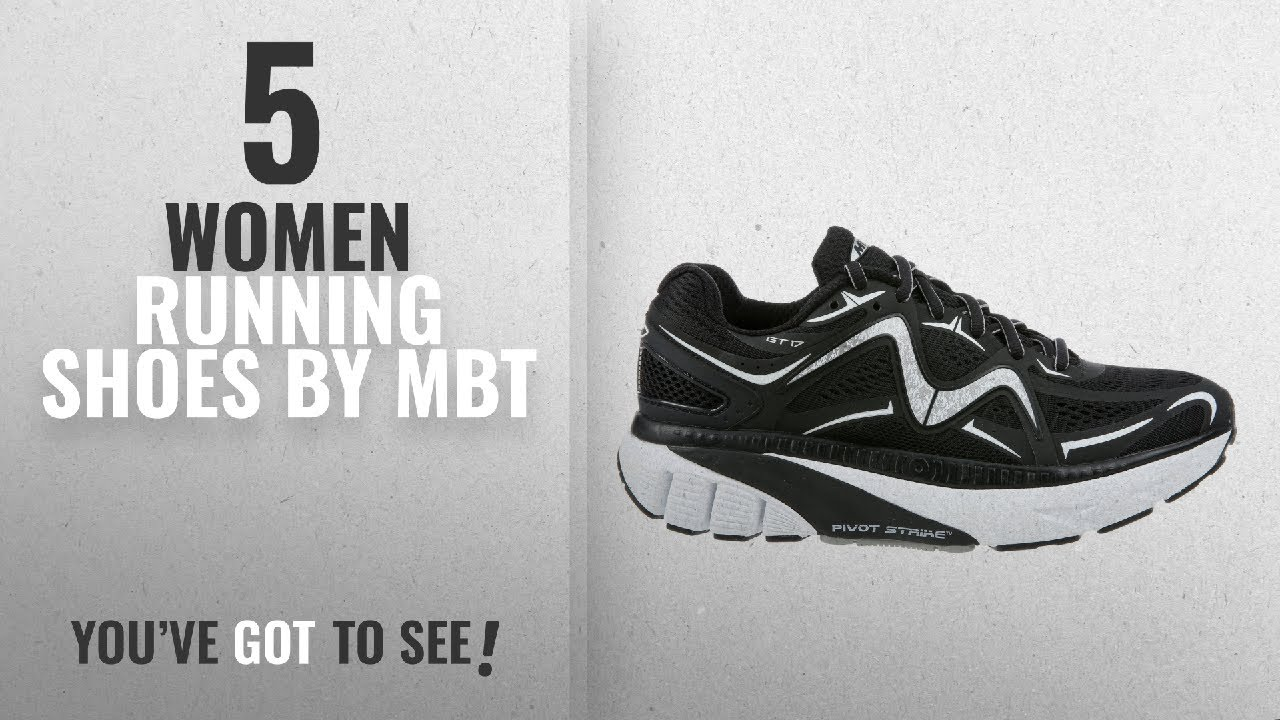 Top 5 Mbt Women Running Shoes  2018   MBT Shoes Women s GT 17 Athletic  Shoe  Black White 7 Medium 72b94c8770