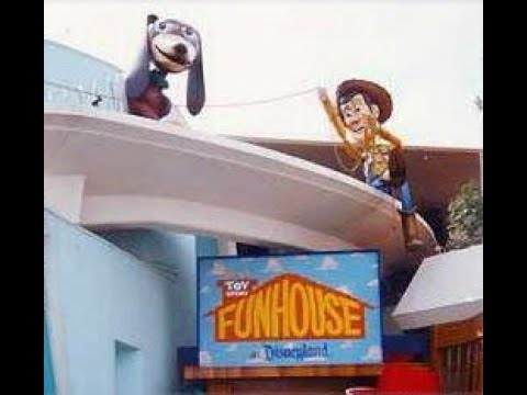 Youtube Toy Story Fun House