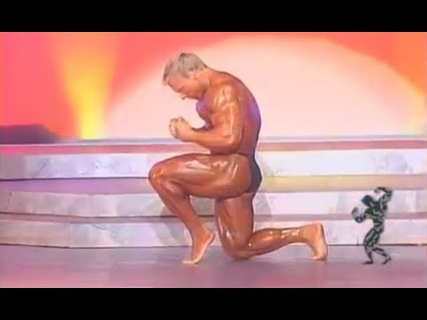 Dave Fisher - Arnold Classic 1995 Posing
