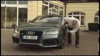 Audi RS 7 Sportback - Autosalon TV Prima
