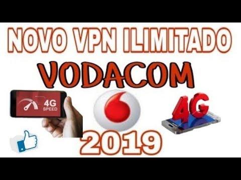 Novo Vpn Ilimitado Da Vodacom 2019!!!