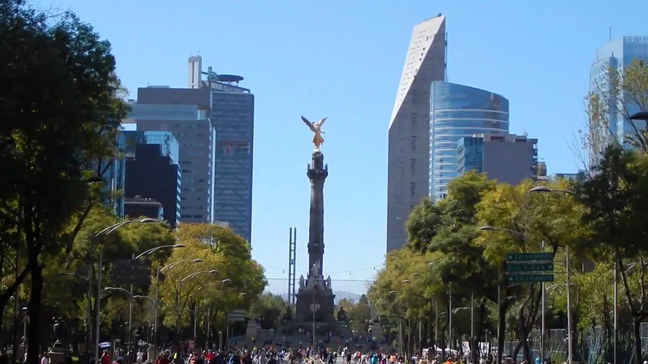 Paseo dominical en reforma youtube for Reformas de fachadas en palma