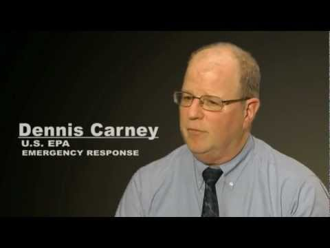 EPA employee Dennis Carney: Helping Others and the Environment