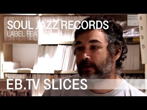 Soul Jazz Records (EB.TV Feature)