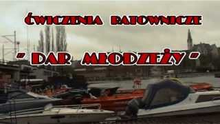 Operacja kryptonim Żaglowiec ćwiczenia służb ratowniczych Szczecin 2013 cz. I
