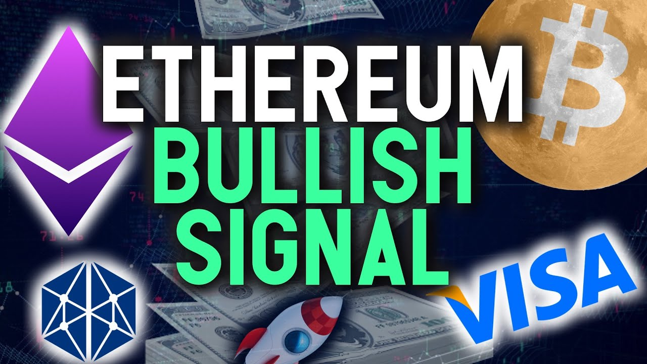 ETHERUM'S HIDDEN BULLISH SIGNAL REVEALED! BITCOIN BIGGER THAN VISA!