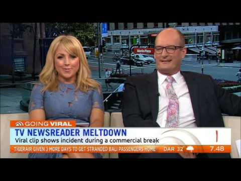 Channel 7 Sunrise make fun of Nine News Now's jacket saga.