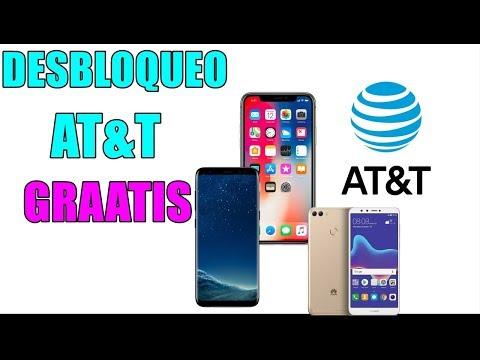 Como Desbloquear Celular De  AT&T GRATIS (Requerimientos E Información)