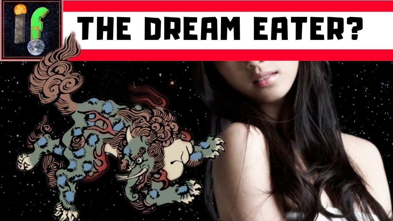 The Baku. Dream eater of Japanese mythology
