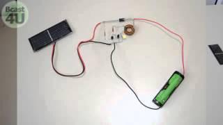 Ремонт садового светильника + схема