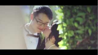 Penny+Jeffrey's Wedding // OC, California