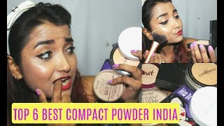 Top 6 Best Affordable Compact Powder In India | Drugstore Budget Makeup