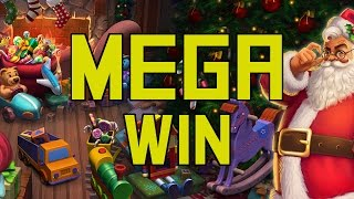 ★ Secrets Of Christmas ★ Wild Reel 2/4 And x3 - MEGA WIN !!