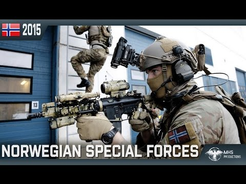 "Norwegian Special Forces | ""Prepare For Tomorrow's Threats, Today"""
