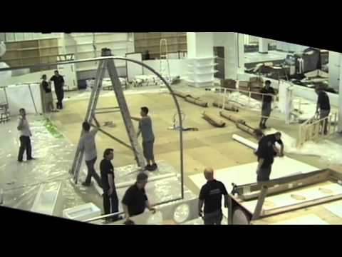 Exhibition Stand Building : Custom built exhibition stand build at kind und jugend cologne