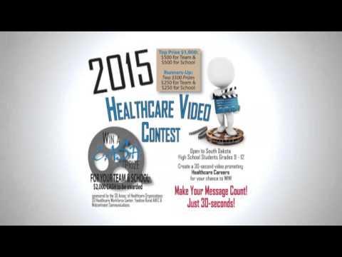AHEC SDAHO HOTT 2015 Healthcare Video Contest