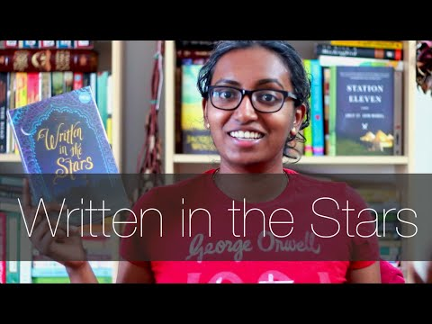Written in the Stars by Aisha Saeed | Book Review