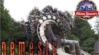 Video Nemesis Offride HD Alton Towers Resort download MP3, 3GP, MP4, WEBM, AVI, FLV November 2017