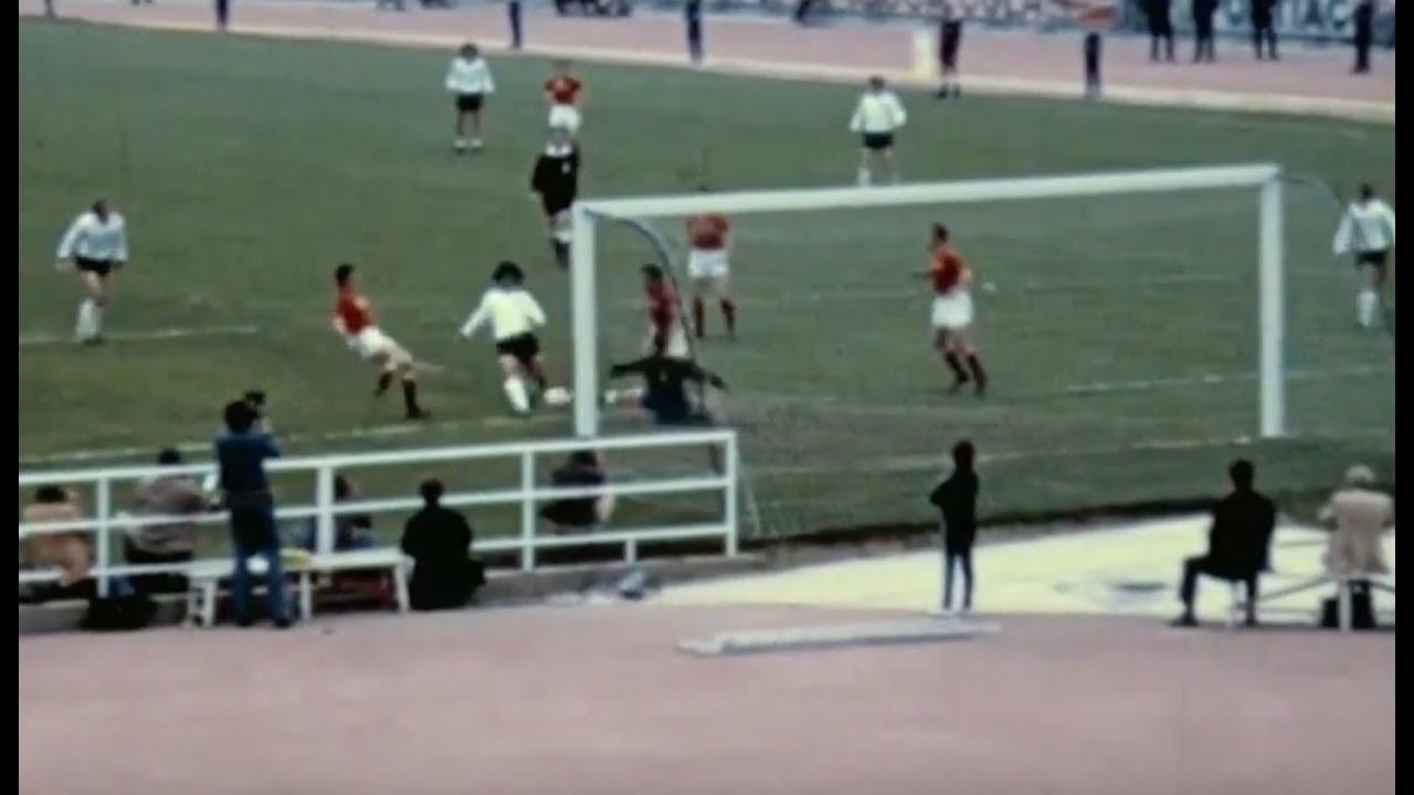 Euro 1972 Finale Br Deutschland Udssr Em 1972 Europameisterschaft Privataufnahmen