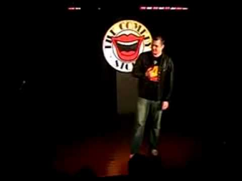 Jim Jeffries, Stand Up Comedy, Live from London
