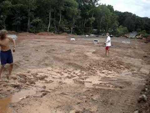 Mud Pit part 1