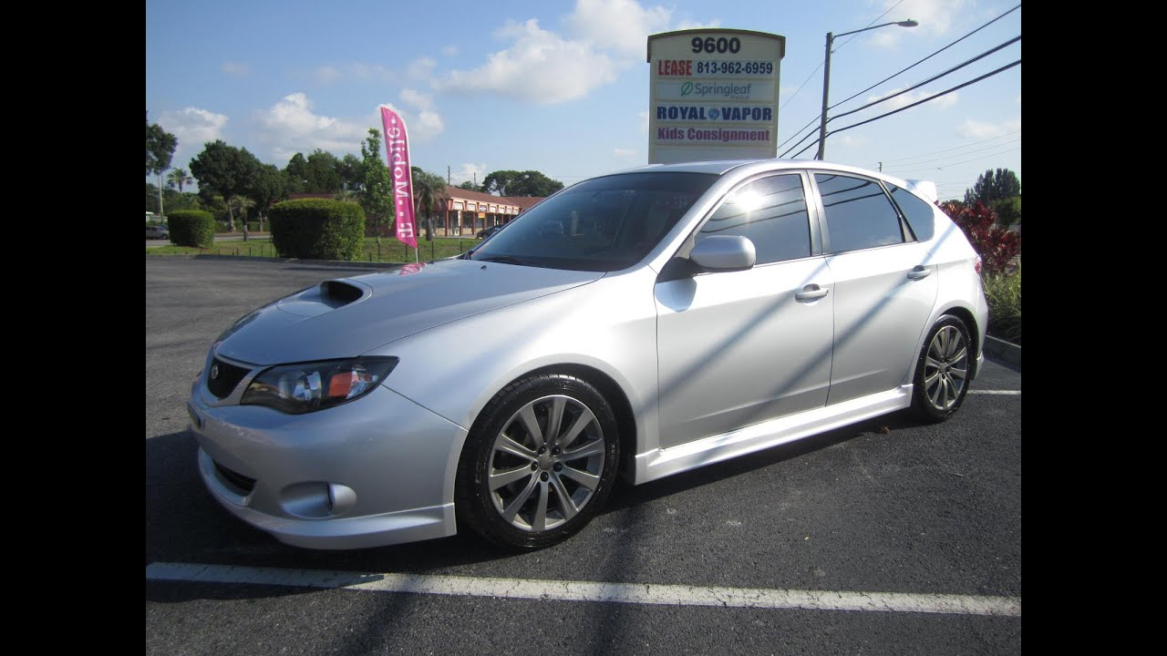 sold 2010 subaru impreza wrx wagon premium 64k miles meticulous motors inc florida for sale. Black Bedroom Furniture Sets. Home Design Ideas