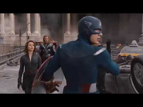 The Avengers Climax Fight Tamil 8/4