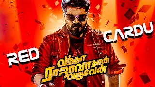 Download Red Cardu Full Song Vandha Rajavathaan Varuven Lyrical
