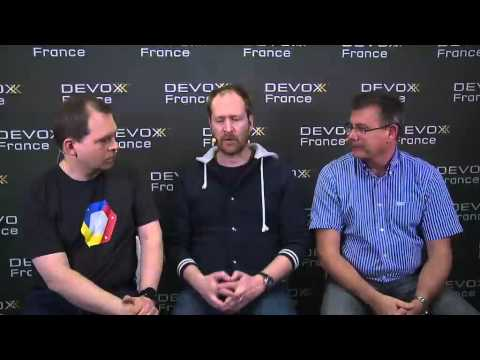 Interview DevoxxFR 2015 - Google Cloud Platform avec David Gageot et Ludovic Champenois