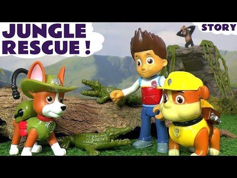 Paw Patrol Nickelodeon Jungle Patroller New Paw Patrol