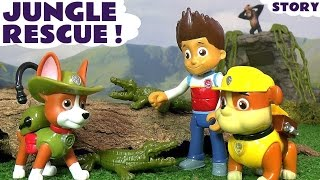 paw patrol jungle rescue fun play toys with minions and thomas and friends patrulha canina tt4u