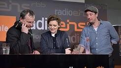 Berlinale Nighttalk mit Laura Tonke & Hans Löw (Hedi steckt fest)