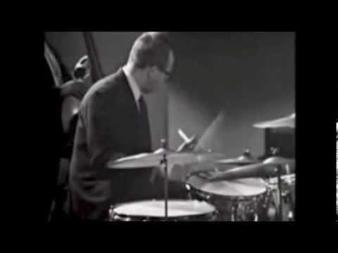 Joe Morello Drum Solo 1964