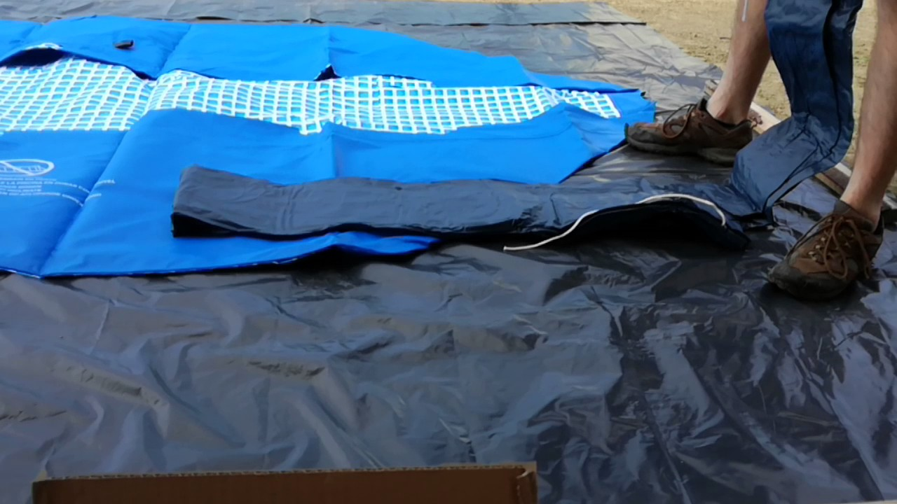 Action Zwembad Intex Intex 0775454 Frame Pool Cover 300 X 200 Cm