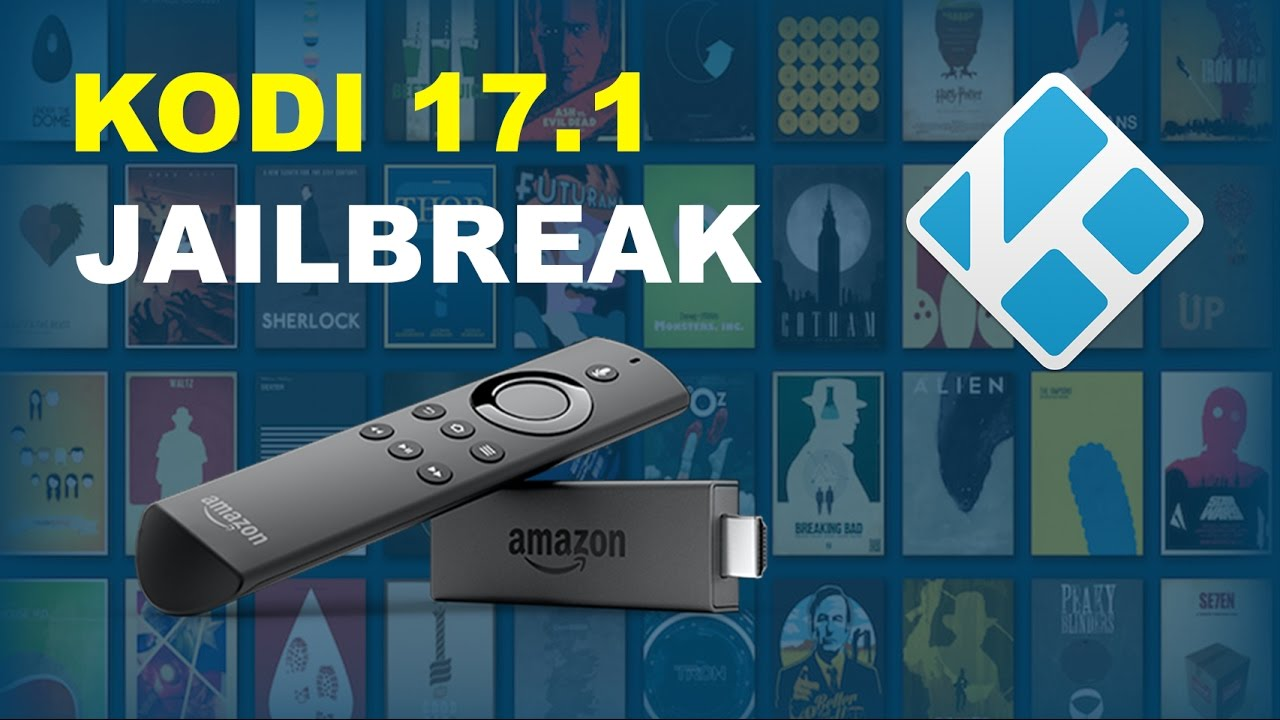 LIVE: Kodi 17.1 Krypton Jailbreak Amazon Fire TV Stick - YouTube