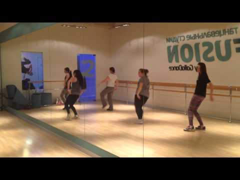 Dale don dale choreo by Terry