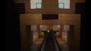 Save Them-A FNAF Minecraft Roller Coaster