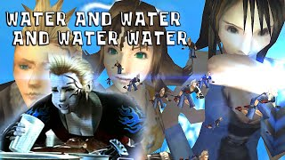 Water and Water and Water Water (151 Zells Edition / OpenLara)