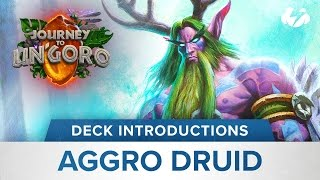 Hearthstone Deck Introductions: Aggro Druid