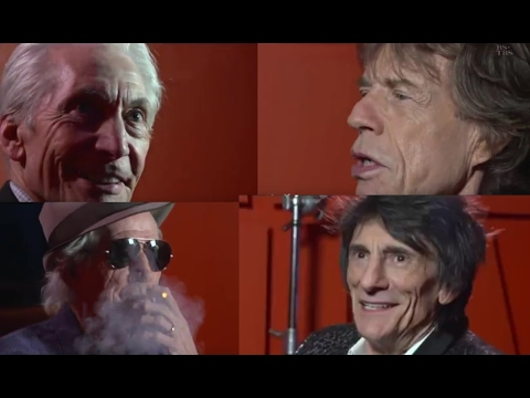 Blue & Lonesome / Rolling Stones Interview