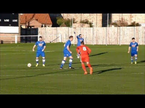 PICKERING TOWN v AFC MANSFIELD