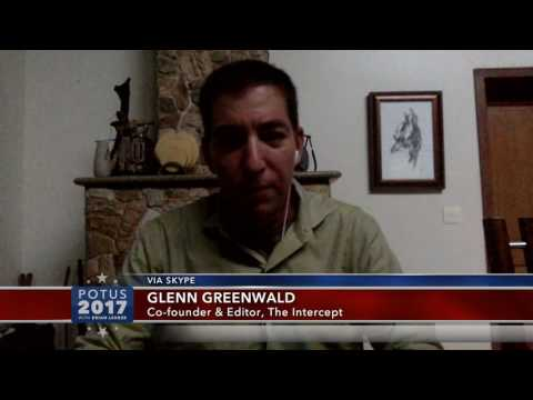 POTUS 2017 with Brian Lehrer - Glenn Greenwald, Syria and North Korea