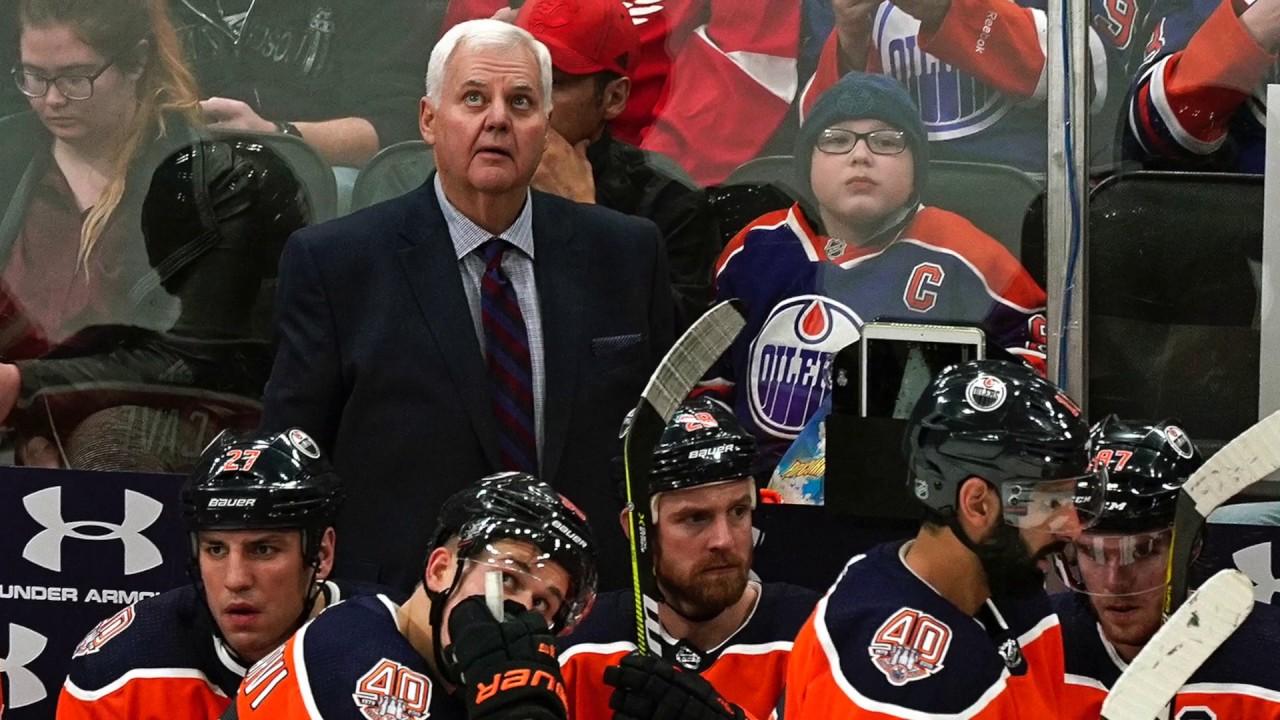 b1b43926f9c Edmonton Oilers lose to Detroit Red Wings - YouTube