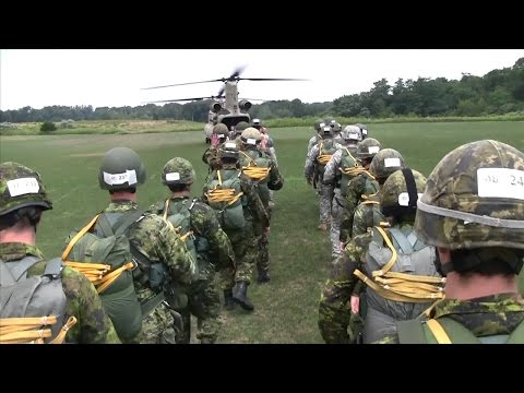 Truth Duty Valour Episode 113 - Paratroopers Course