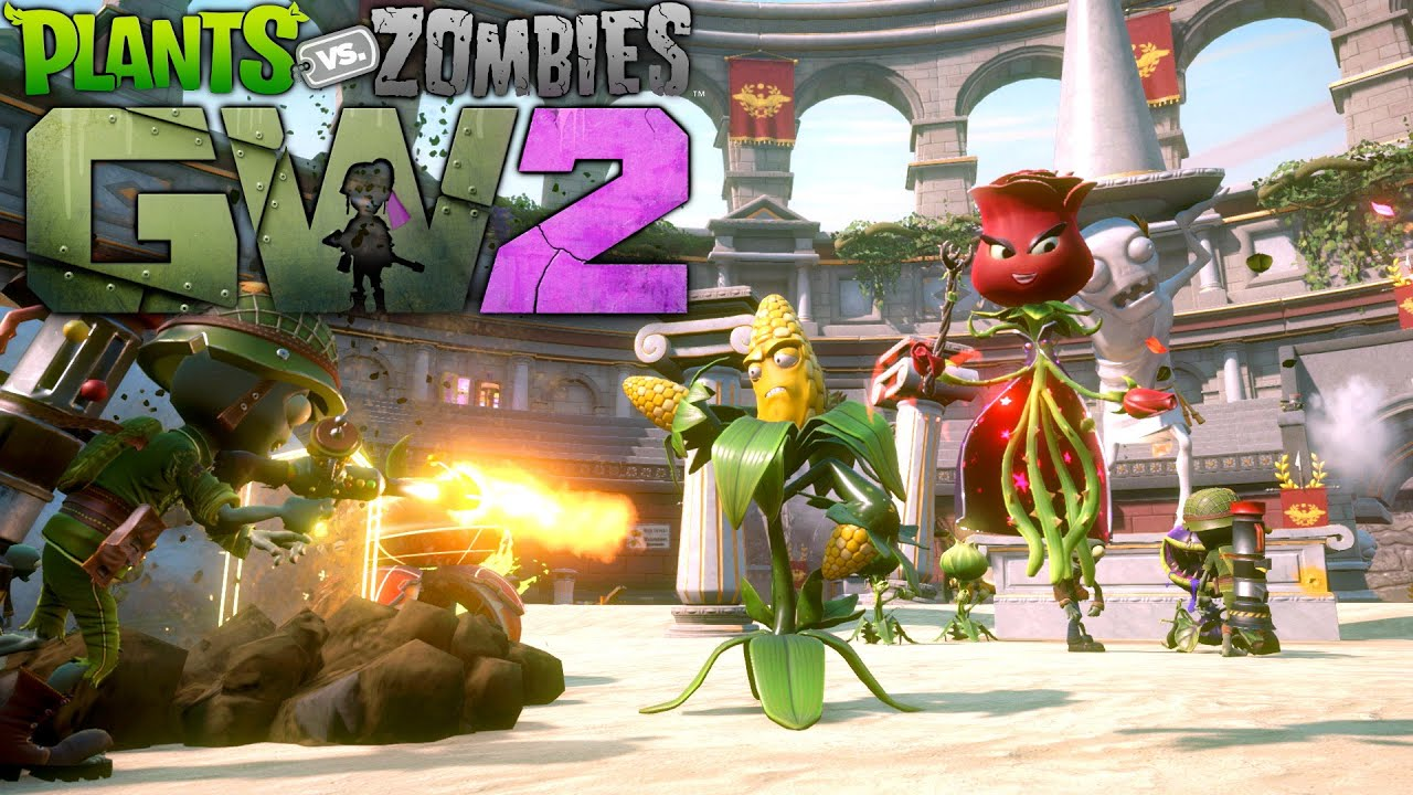 Plants Vs Zombies Garden Warfare 2 Not On Xbox 360 Or Ps3 Youtube