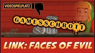 gamesschrott zelda frs cdi link faces of evil
