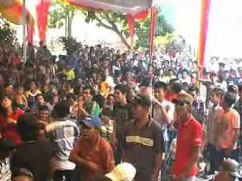 Orgen Tunggal Pesona - Show Kertapati Depan Hino