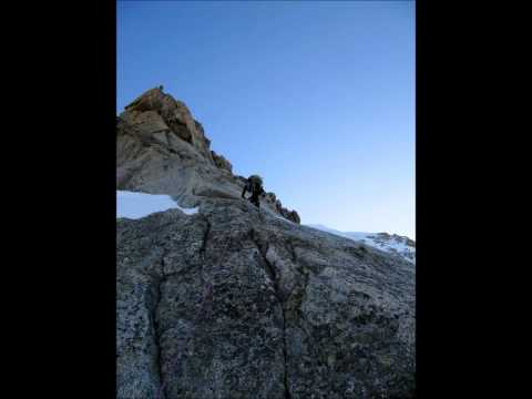 Grand Jorasses - Rochers Whymper